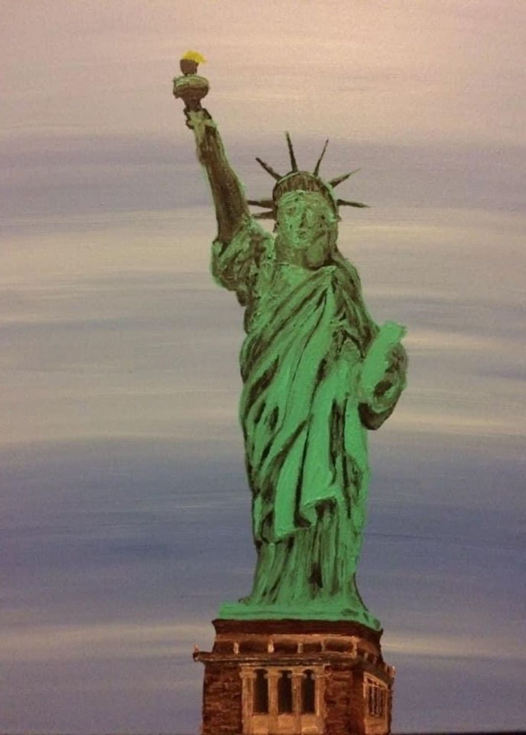 Picture of Lady Liberty