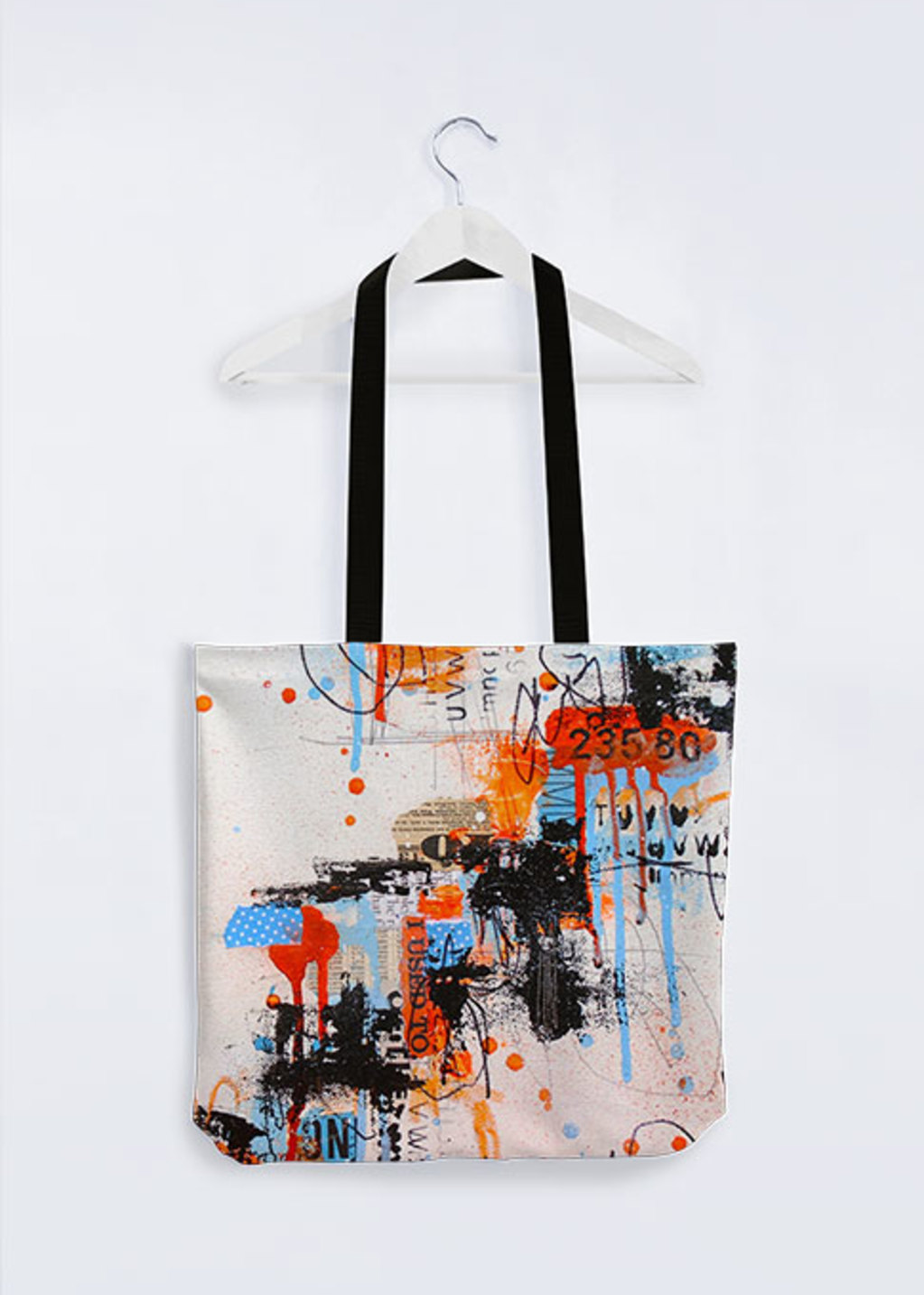 Picture of I Used To PP Reuben's Tote