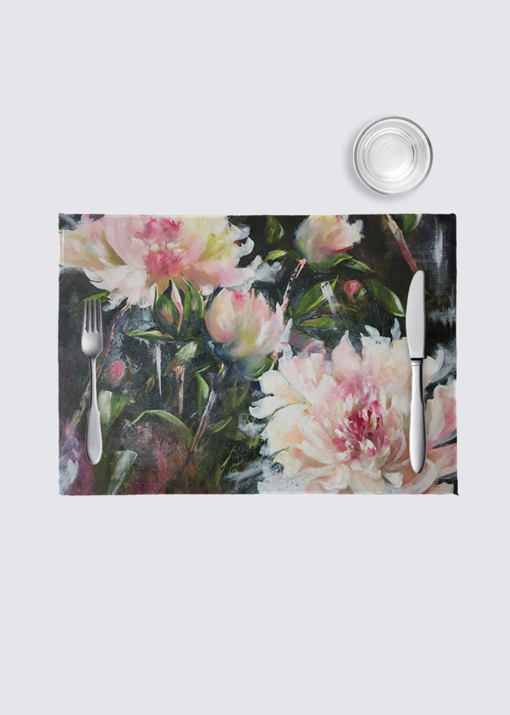 Picture of Rose 4 Pack Nino Place Mat