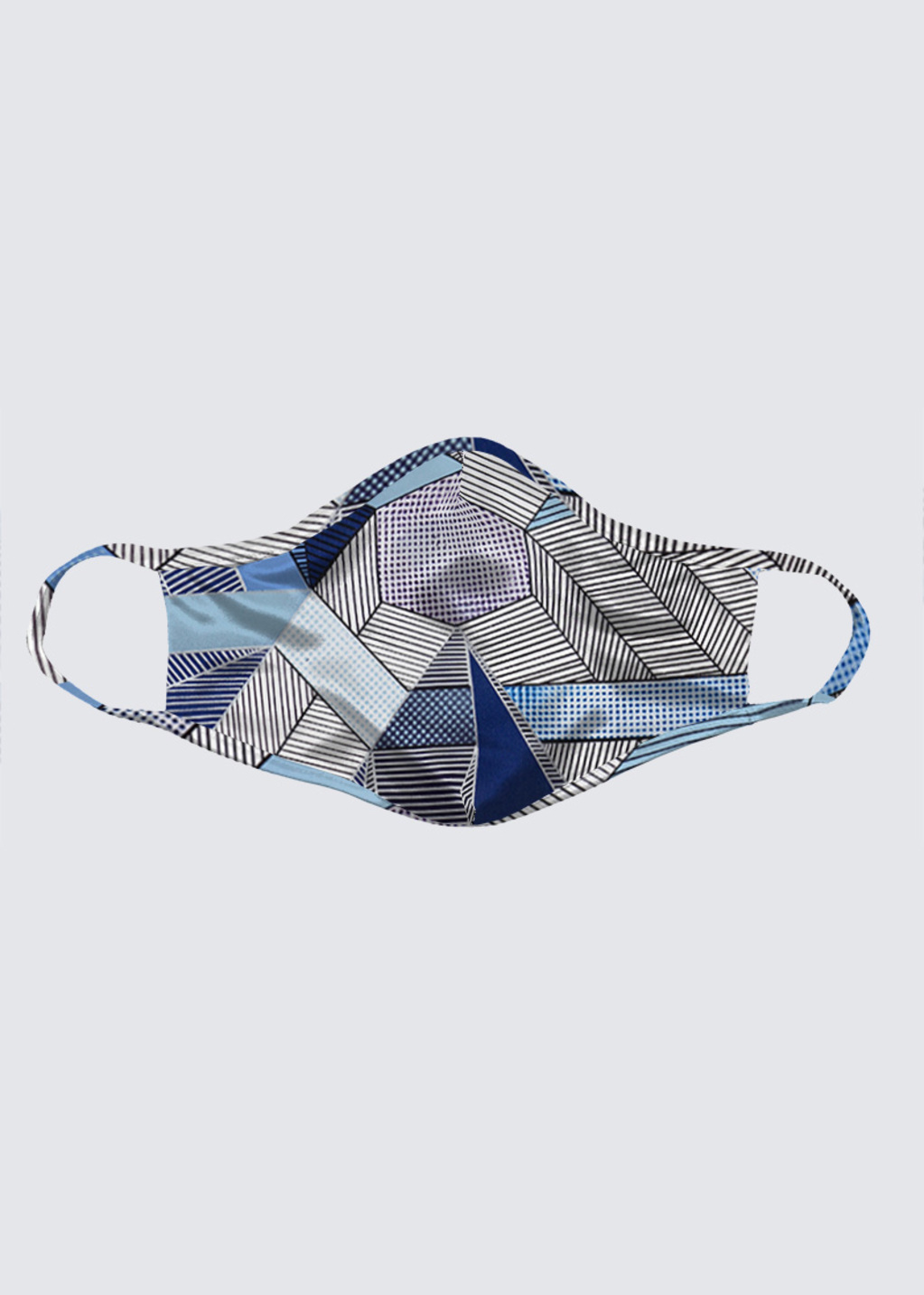 Picture of Move   Blue Reusable Face Mask (pack of 2)