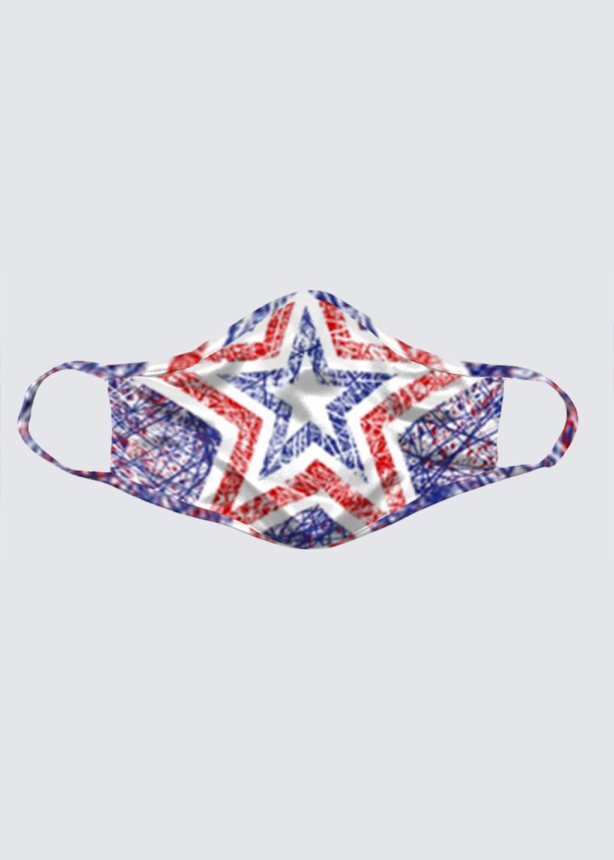Picture of USA-Firework-Stars-Jocelyn-Sperduto Reusable Face Mask (pack of 2)