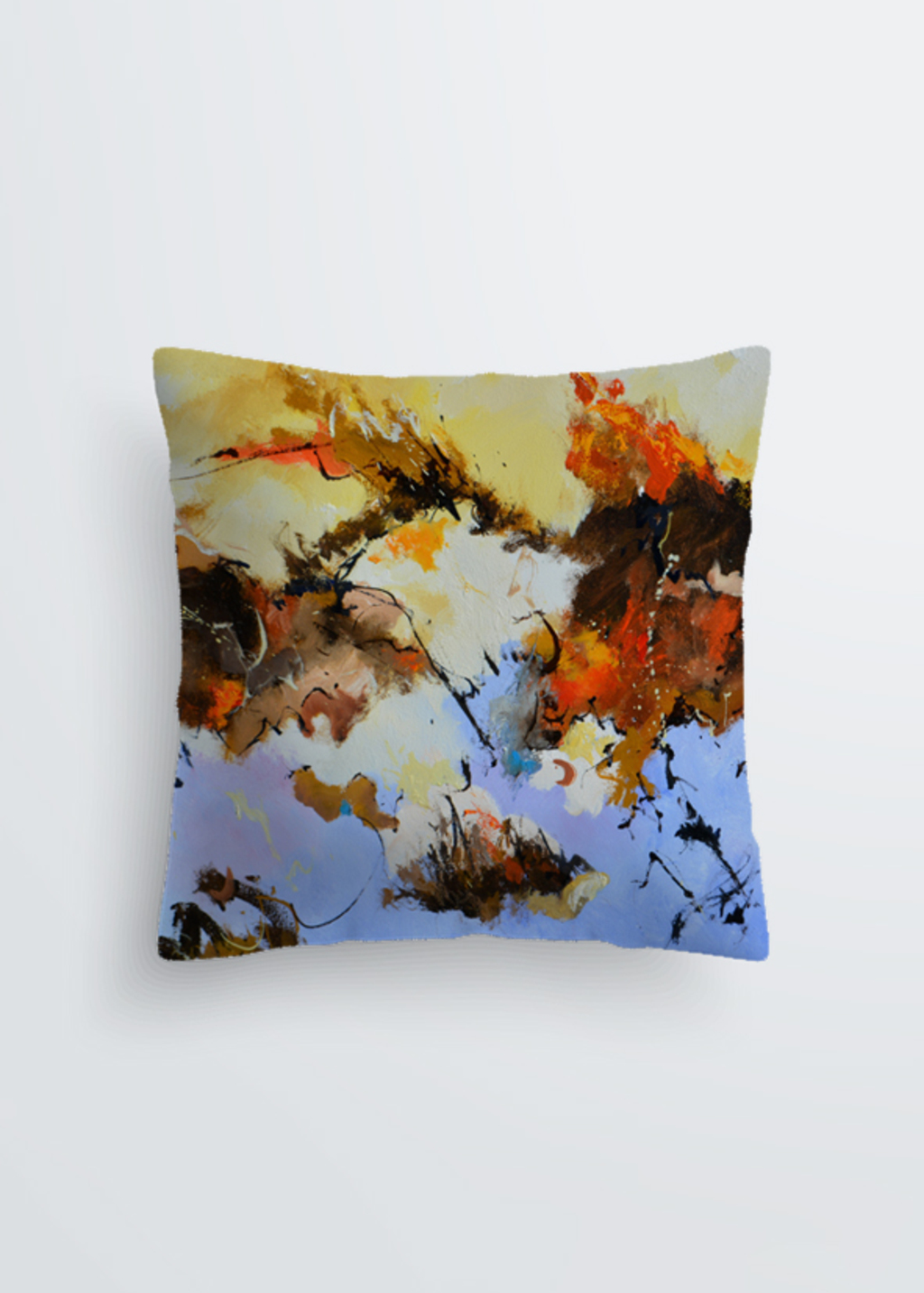 Picture of abstract 778170 Pablo Pillow