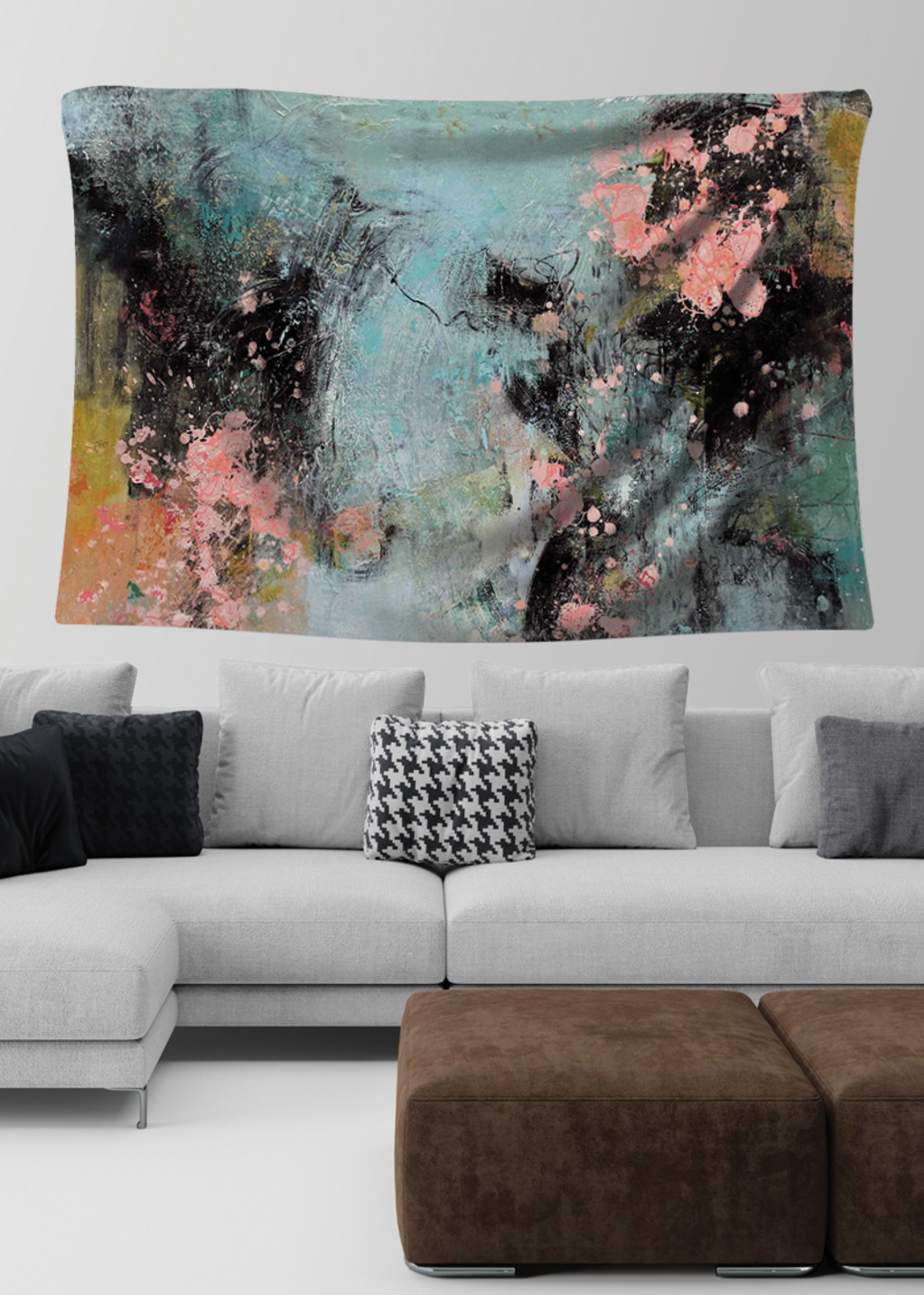 Picture of Moment paisible Lydia Large Wall Tapestry