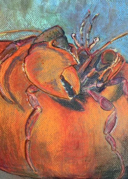 Picture of Orange Crab