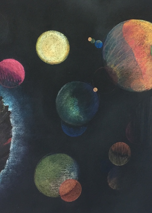 Picture of Dark Star Planets