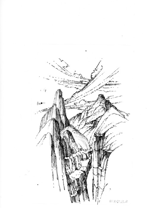 Picture of Hidden Pass