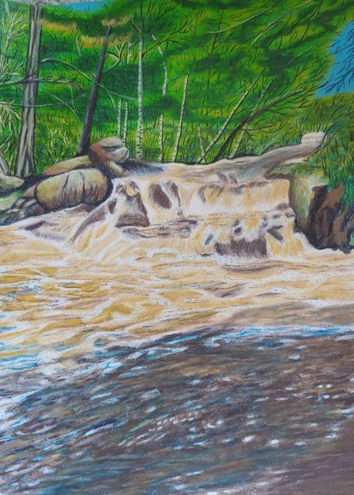 Picture of Goodman Park Falls