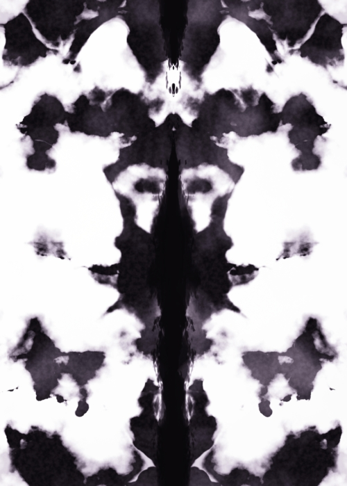 Picture of Rorschach Test