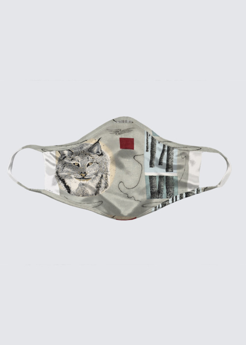 Picture of Lynx canadensis Reusable Face Mask (pack of 2)