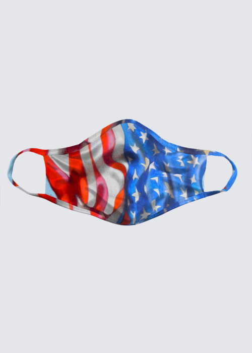 Picture of USA of america Reusable Face Mask (pack of 2)