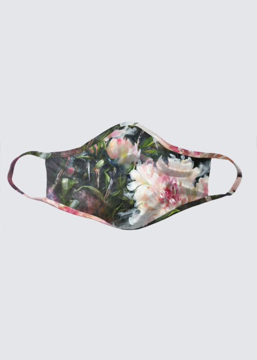 Picture of Rose Pack of 2 Reusable Face Masks