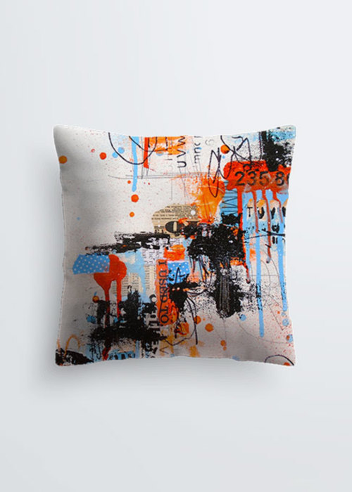 Picture of I Used To Pablo Pillow