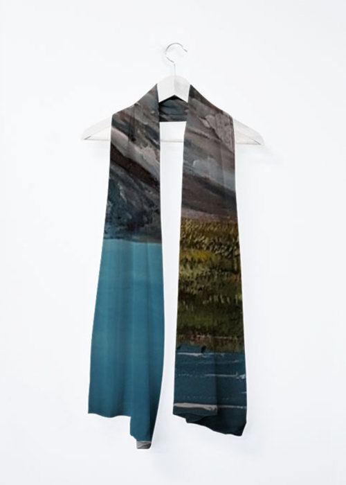 Picture of Reaching For The Summit Vivienne Scarf